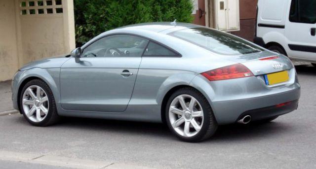 Audi Tt Mk2 2006 2014