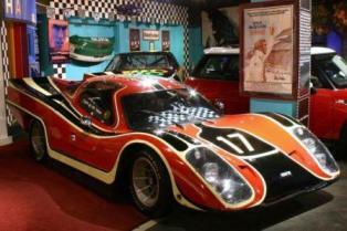 Le Mans 1970 Porsche