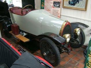 Bugatti Brooklands Museum