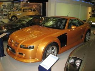 MG SVR Heritage Motor Centre