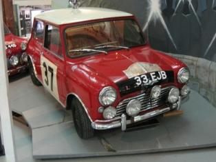 Rally Mini Heritage Motor Centre