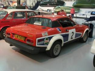 TR7 Heritage Motor Centre