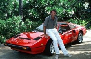 Magnum PI Ferrari 308GTB