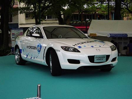 Mazda-RX8-hydrogen