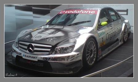 Mercedes C DTM 2007