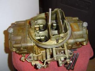 Old Carburettor