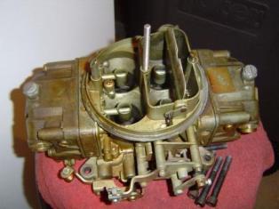Old Carburettor