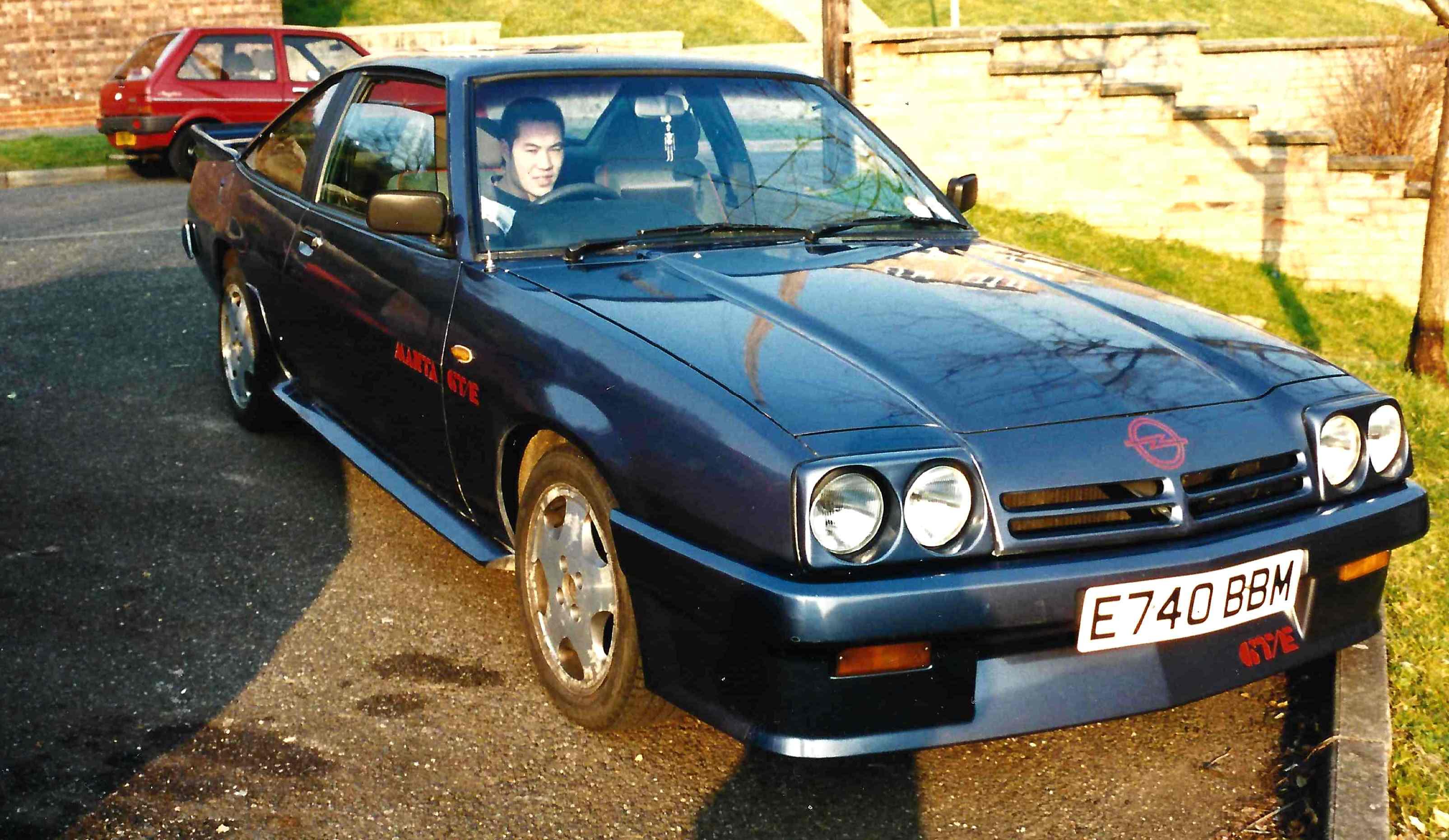 Opel Manta GTE Exclusive