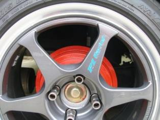 Painted-Drum-Brakes