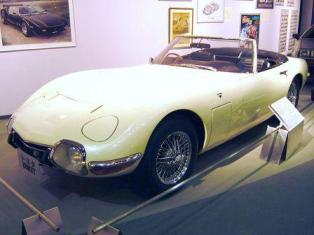 TOYOTA 2000GT James Bond