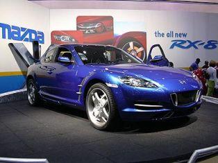 Mazda RX8 X Men