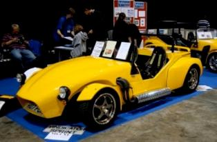 The National Kit Car Show Stoneleigh