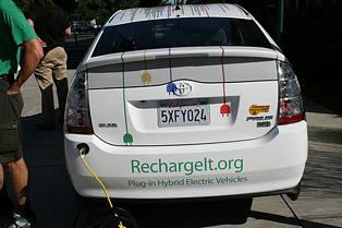 Toyota Electric Hybrid