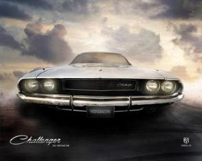 Vanishing Point 1970 Dodge Challenger
