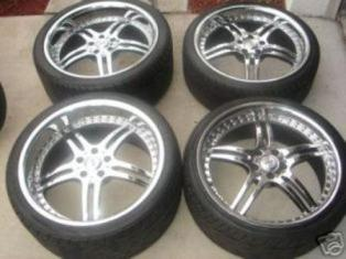 Wheel And Tyre Package