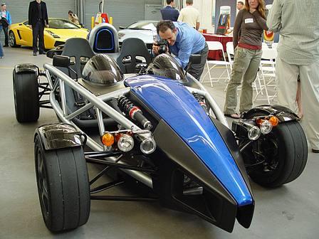 Wrightspeed X1