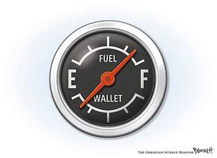 fuel gauge costs