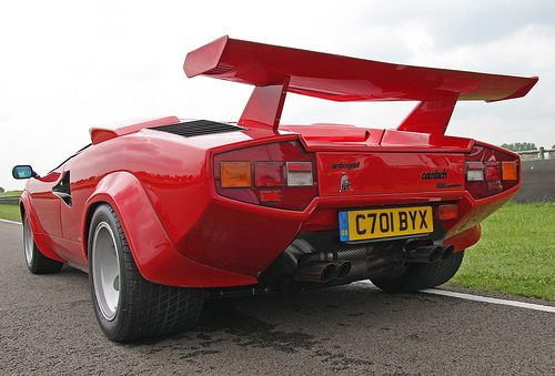 Lamborghini Countach 1974 1990