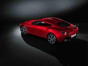 Aston Martin V12 Zagato road going version (2)