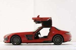BRABUS WIDESTAR Mercedes SLS (1)