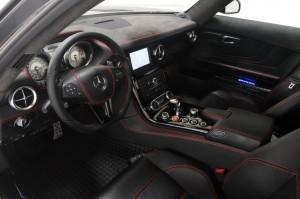 BRABUS WIDESTAR Mercedes SLS (16)