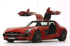 BRABUS WIDESTAR Mercedes SLS (19)