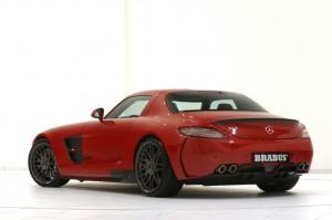 BRABUS WIDESTAR Mercedes SLS (20)