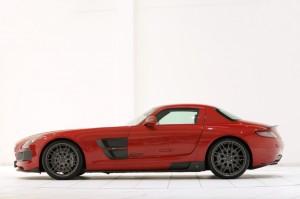 BRABUS WIDESTAR Mercedes SLS (8)