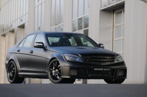 Brabus Bullit Black Arrow (1)
