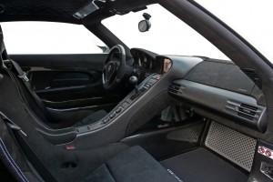 GEMBALLA MIRAGE GT Carbon Edition Interior