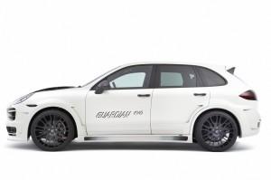 HAMANN GUARDIAN EVO Porsche Cayenne (9)