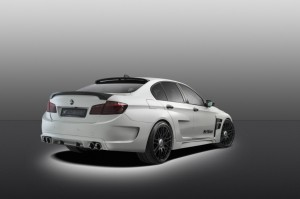 Hamann BMW M5 Mi5Sion (4)