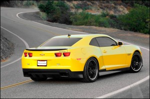 Hennessey HPE650 Supercharged Camaro  (2)