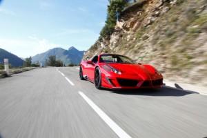 MANSORY Ferrari 458 Spider