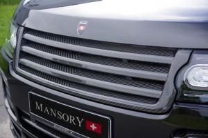 MANSORY Range Rover MKIV detail