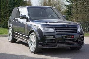 MANSORY Range Rover MKIV front