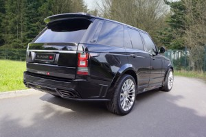 MANSORY Range Rover MKIV rear