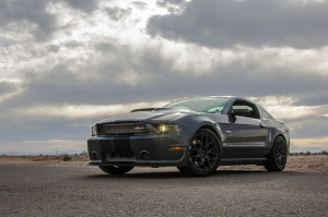 Shelby Mustang GT350 2013 Gray