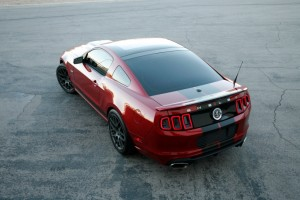 Shelby Mustang GT350 2013 Red 2