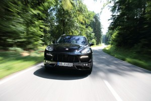 TECHART Aerodynamic Kit I for the Porsche Cayenne (5)