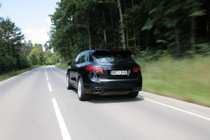 TECHART Aerodynamic Kit I for the Porsche Cayenne (6)