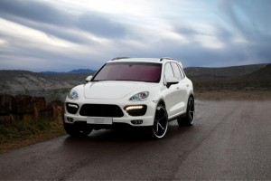 TECHART Individualization Options for the Porsche Cayenne (1)
