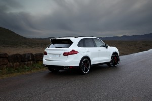 TECHART Individualization Options for the Porsche Cayenne (5)