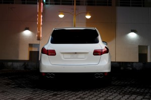 TECHART Individualization Options for the Porsche Cayenne (7)