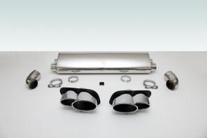 TECHART Porsche 911 Turbo Performance Kits (2)