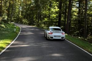 TECHART Porsche 911 Turbo Performance Kits (3)