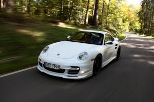TECHART Porsche 911 Turbo Performance Kits (4)