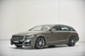 BRABUS Mercedes CLS Shooting Brake (1)