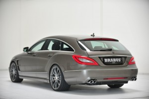 BRABUS Mercedes CLS Shooting Brake (2)