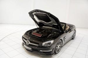 Brabus 800 Roadster Mercedes SL65 AMG (9)